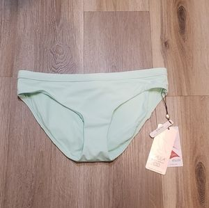 Calia by Carrie Underwood bikini bottom mint XS